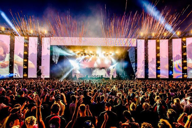 Ticket touts are threatening the safety of festivals this summer