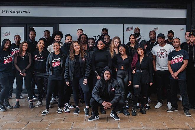 Community-led radio station Croydon FM announces FM launch