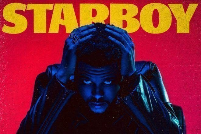 The Weeknd reveals new album cover art for 'Starboy'