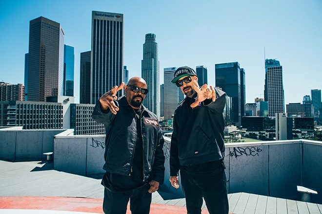 Cypress Hill are telling their story in a graphic novel