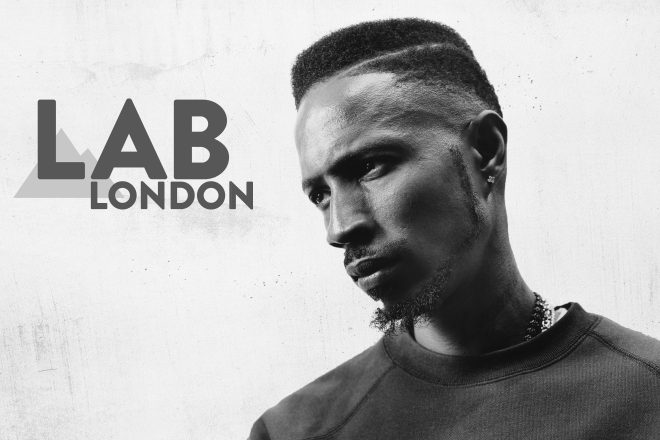 D Double E in The Lab LDN