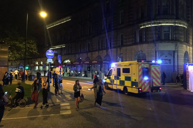 Deaths have been confirmed following an explosion at a Manchester Arena concert
