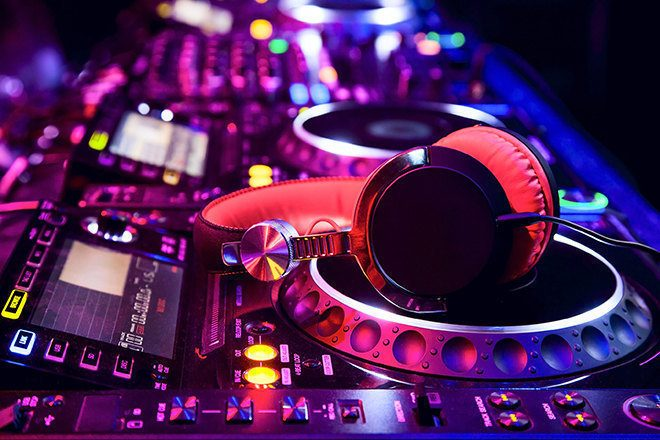 School DJ lesson shut down by police after escalating into a late-night rave