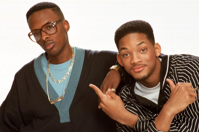 Watch Will Smith and DJ Jazzy Jeff debut their horrible EDM song 'Get Lit'