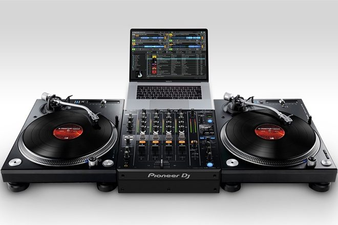 Pioneer DJ officially adds Traktor support for DJM models