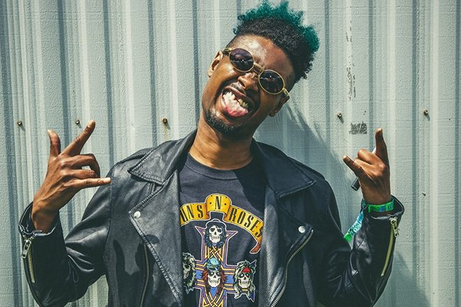 Danny Brown returns to his Detroit roots in upcoming documentary