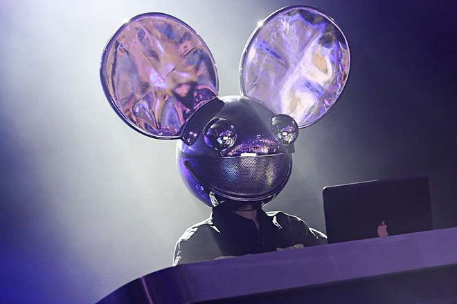 Deadmau5 shares a track off his sixth studio album 'W:/2016ALBUM/'