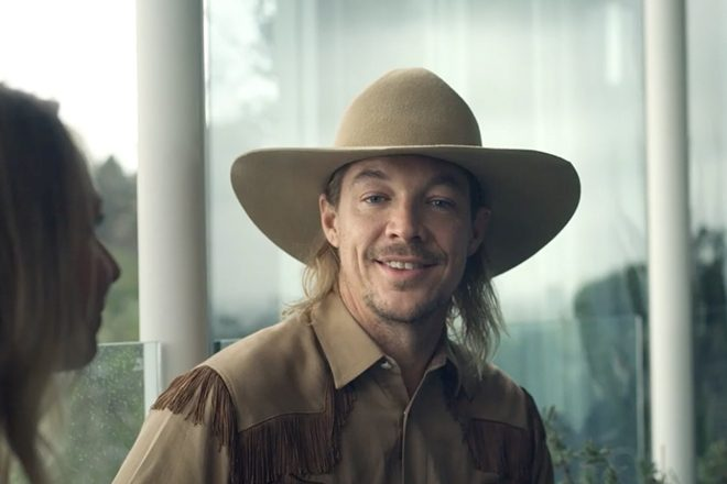 Diplo booked to perform at the country music festival Stagecoach
