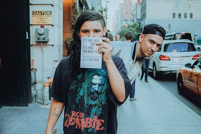 Skrillex and Boys Noize have a new Dog Blood EP on the way