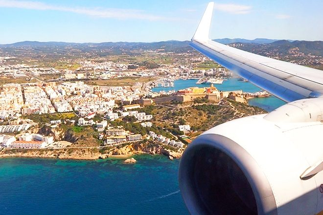Ibiza government aims to limit incoming airline passengers' alcohol intake