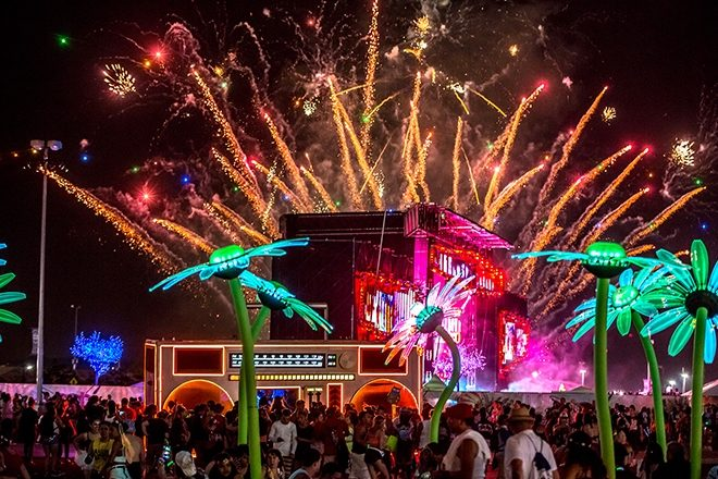 Insomniac Events announces first edition of EDC Korea