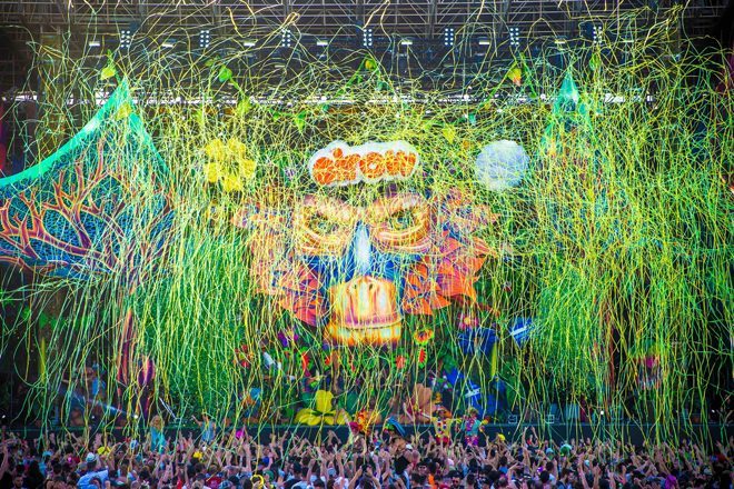 Elrow announces Main Stage theme for London festival
