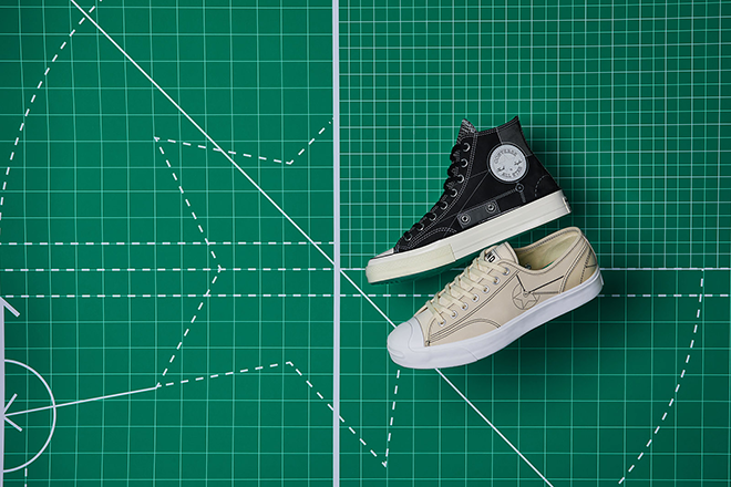 Presenting the END. x Converse 'Blueprint' Pack