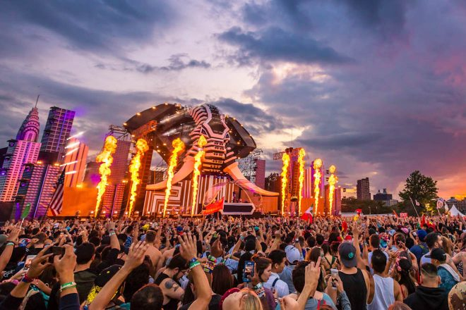 NYC's Electric Zoo locks in a stacked lineup for its 10th edition