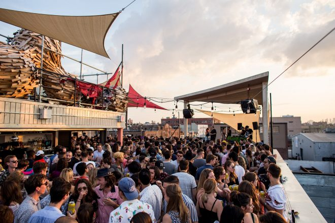 Brooklyn's Elsewhere Rooftop announces events for summer 2019