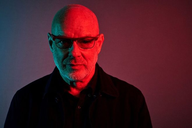 Brian Eno to release an extended remaster of 'Apollo: Atmospheres and Soundtracks' in July