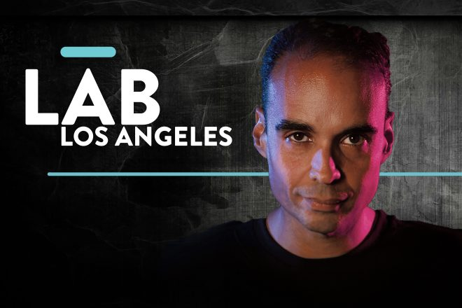 John Tejada in The Lab LA