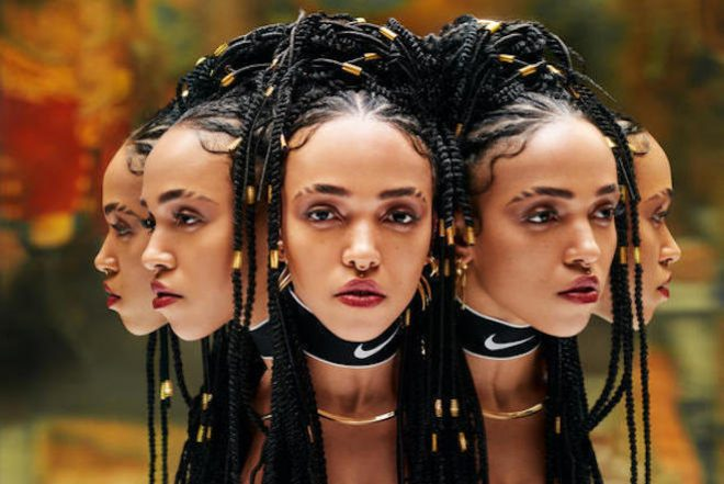 FKA Twigs Teases A New Song In This Striking Nike Commercial