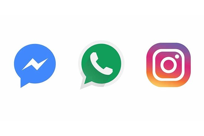 Facebook to integrate Instagram, WhatsApp and Messenger