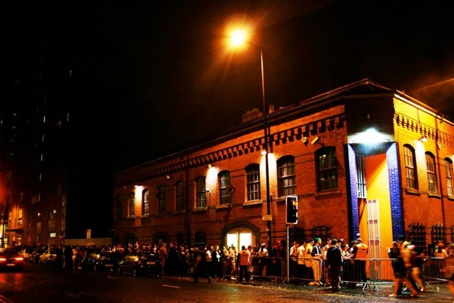 Factory assault bouncers sacked by security firm