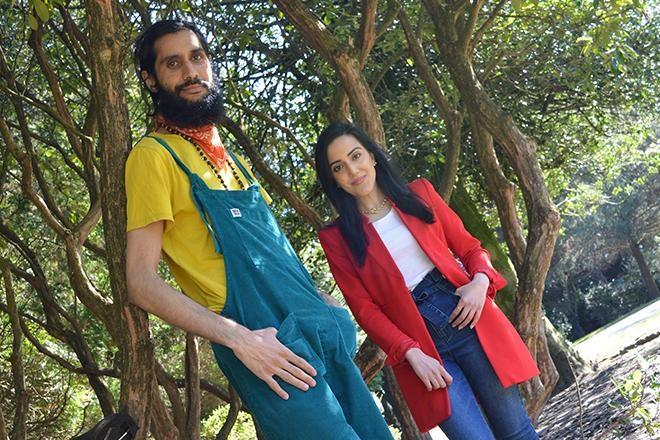 Balraj Singh Samrai and Farah Ahmad Khan collaborate on ecoconscious 'Planet-People-Power'