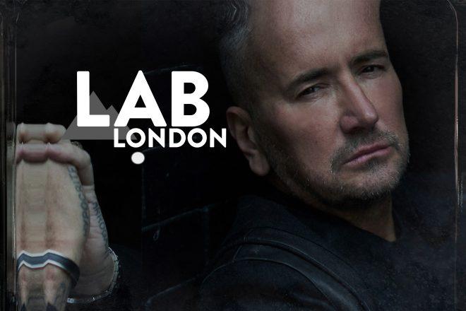 Fat Tony in The Lab LDN