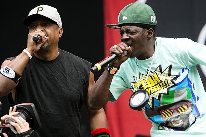 Wu-Tang Clan, Public Enemy and De La Soul unite for epic UK