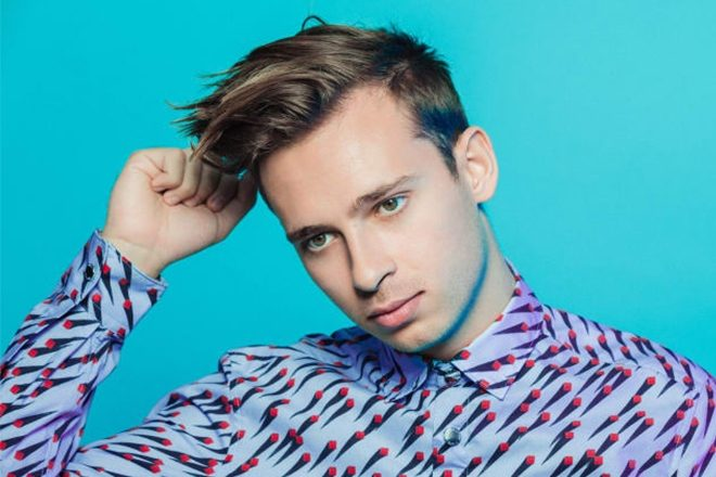 ​Flume announces new mixtape 'Hi This Is Flume'