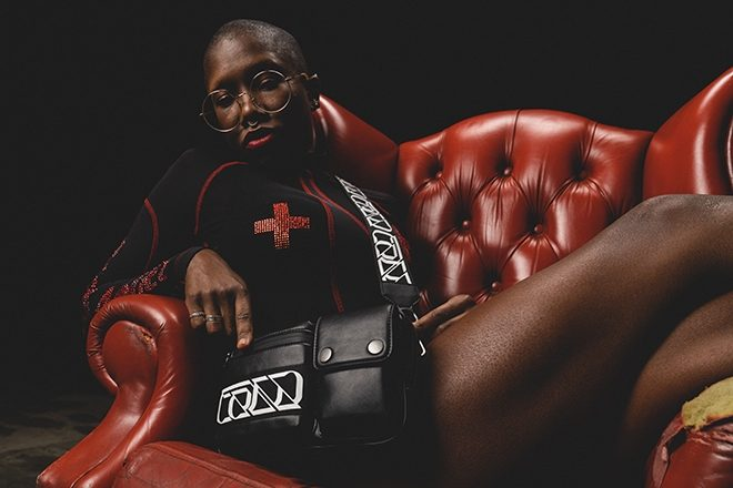 London club FOLD is selling a limited edition bag
