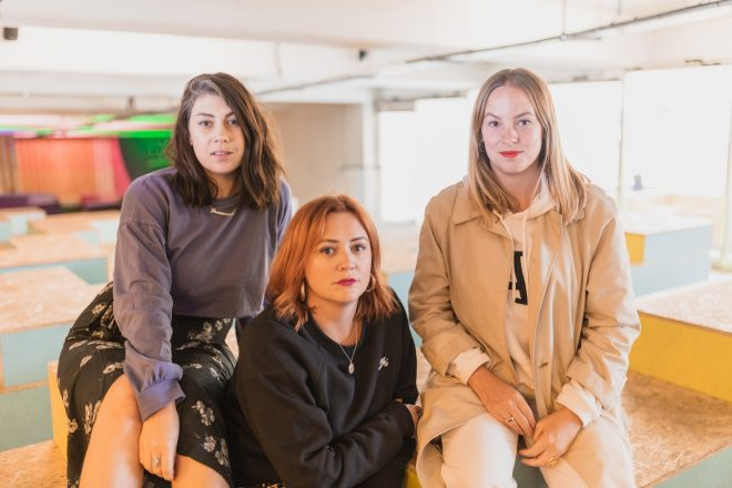 foundation.fm is the brand new female-led radio station launching in London