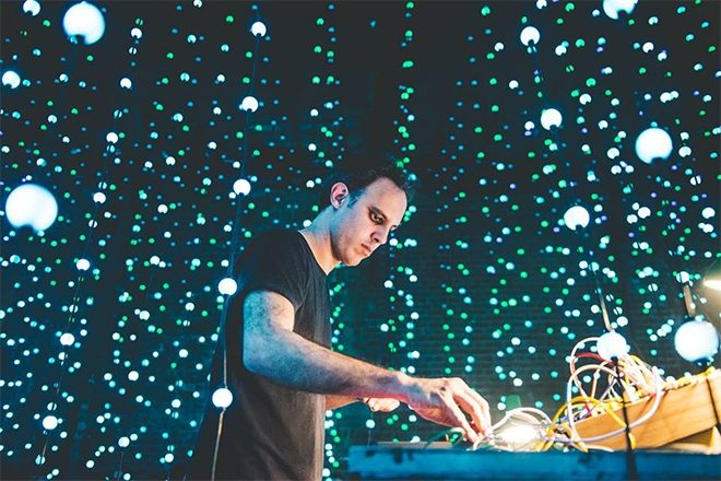 ​Four Tet delights with surprise album, 'Live at Alexandra Palace'