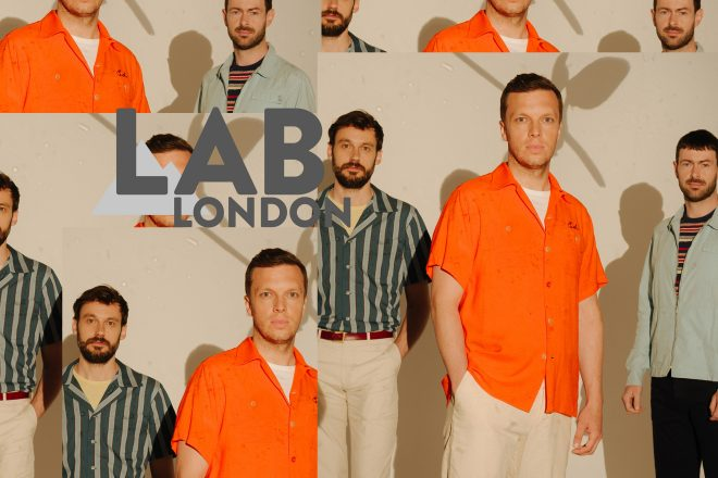 Friendly Fires in The Lab LDN