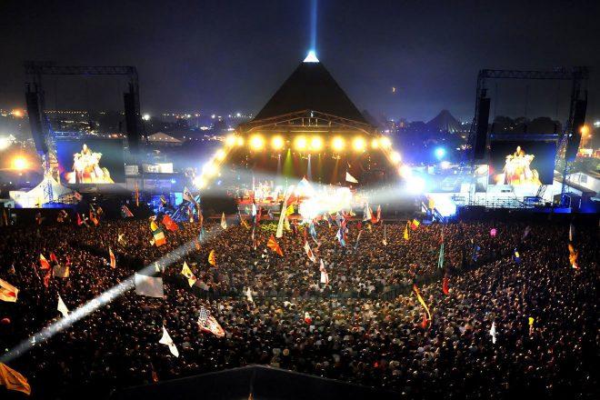 BBC announces plans to broadcast classic Glastonbury highlights