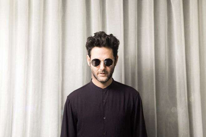 """Guy Gerber: """"As an artist, you have to do things that take you out of your comfort zone"""""""