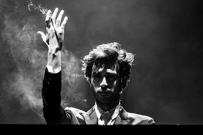 ​Gesaffelstein signs to Columbia Records