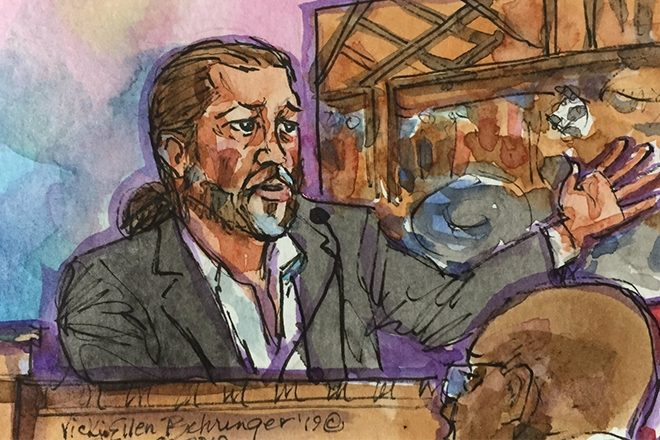 ​Ghost Ship founder delivers his testimony in court