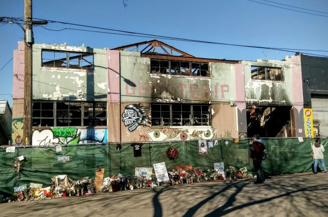 ​Mistrial declared in Oakland Ghost Ship case