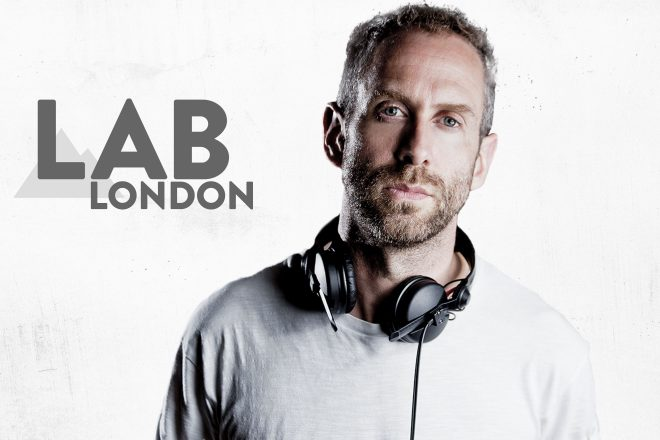 Gideön in The Lab LDN