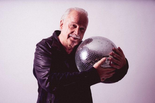Giorgio Moroder announces first ever live tour