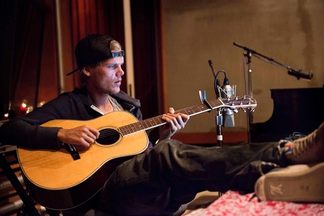 An official Avicii biography is being released next year