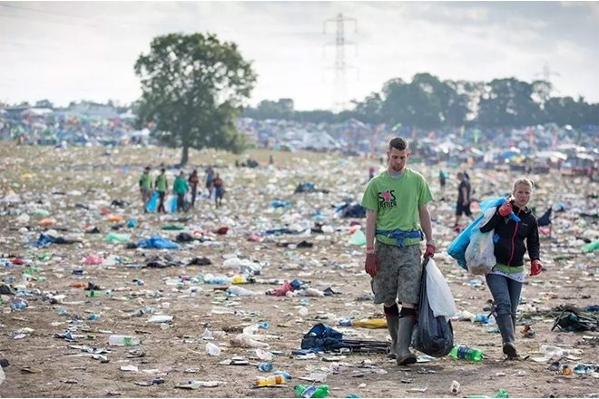 Glastonbury will not sell plastic bottles at 2019 edition