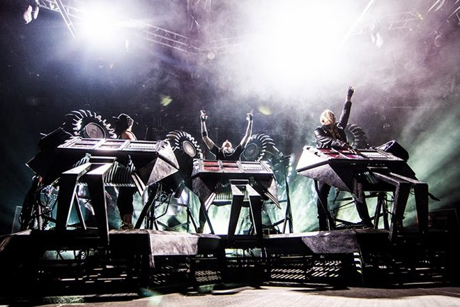 ​The Glitch Mob reveal a new documentary, 'Behind the Blade 2.0'