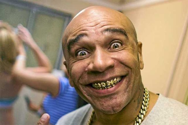 Following Glastonbury Incident Goldie Showed Up To His Court Date Via FaceTime