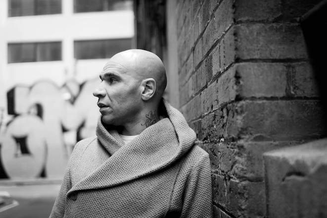 ​Goldie reveals 'The Journey Man' LP