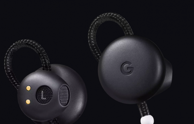Google's new Pixel Buds will translate over 40 languages in