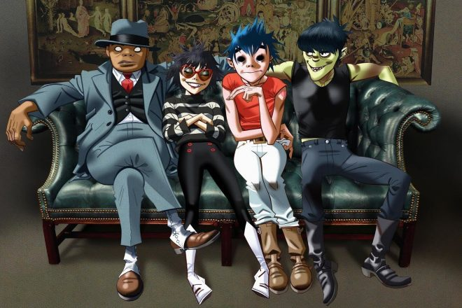 Gorillaz Are Bringing Their Virtual Spirit House To The Real World