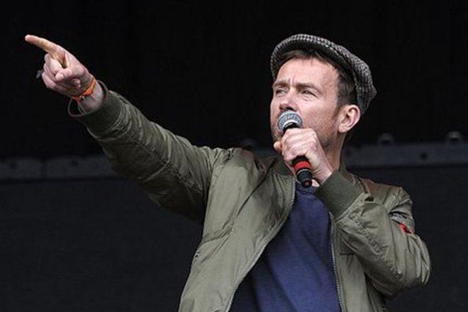 Damon Albarn left a master copy of Gorillaz's unreleased album in the back of a taxi