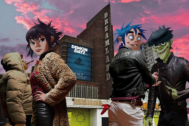Gorillaz's Demon Dayz festival is coming to the US