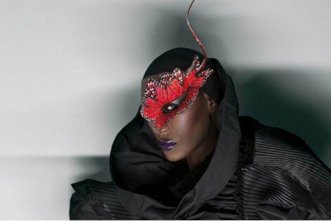 Grace Jones to curate Meltdown festival next June