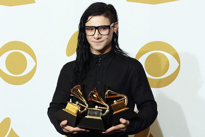 Skrillex will co-write the theme song for Disney's Kingdom Hearts III